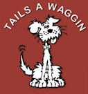 Tails-A-Waggin Pet Salon logo